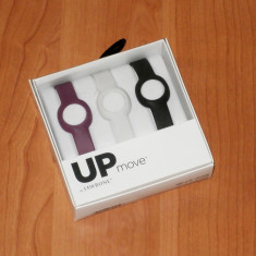 JAWBONE UP Move - Set 3 bratari, nou, sigilat, original - Bratara awbone Up
