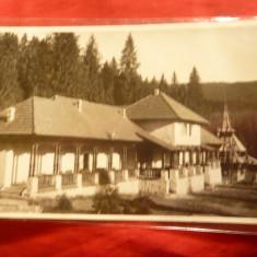 Ilustrata Stana de Vale - Hotel Belvedere 1935 - Carte Postala Transilvania dupa 1918, Necirculata, Fotografie