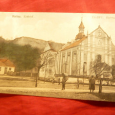 Ilustrata - Haliciu - Bucovina -Ukraina