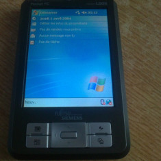 PDA FUJITSU SIEMENS POCKET LOOX 420 PERFECT FUNCTIONAL+CARD SD 512MB