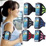 Vand Husa Jogging Samsung Galaxy S6 G9200 S5 I9600 S4 I9500 S3 - Husa Telefon Samsung, Albastru