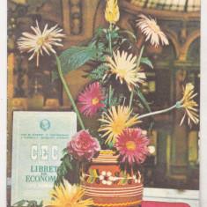 bnk cl Calendar de buzunar 1982 CEC