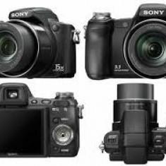 Aparat foto Sony Cyber-shot DSC-H50, cu toate accesoriile - Aparate foto compacte