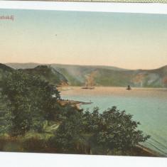LL Catre postala Romania 1918 Babakaj, Banat UNC - Carte Postala Banat 1904-1918, Necirculata, Printata, Orsova