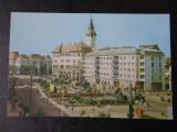 SEPT15 - Vedere/ Carte postala - Targul Mures, Circulata, Printata