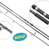 Lanseta fibra de carbon Maximus Carp 3, 9 METRI DIN 3 BUCATI 3, 5 lbs BARACUDA