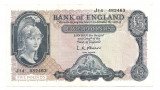 ANGLIA 5 POUNDS LIRE ND (1957-67) XF