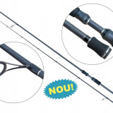 Lanseta fibra de carbon Baracuda Sooty 2, 10 metri Actiune: A: 10-40g