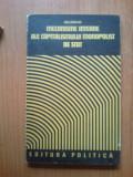 d10 Mecanismele interne ale capitalismului monopolist de stat - Nita Dobrota