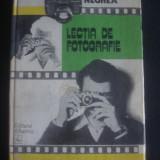 IOAN NEGREA - LECTIA DE FOTOGRAFIE