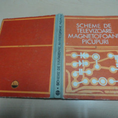 Scheme de televizoare, magnetofoane, picupuri (vol 1) - M. Silisteanu, I Presura