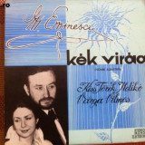 eminescu kiss torek ildiko varga vilmos kek virag floare albastra disc vinyl lp