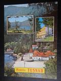 SEPT15 - Vedere/ Carte postala - Targul Mures Cartierul Budai Nagy, Circulata, Printata