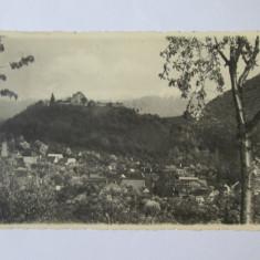C.P. CISNADIOARA CENZURATA SIBIU, FOTO E.FISCHER 1943 - Carte Postala Transilvania dupa 1918, Circulata, Fotografie