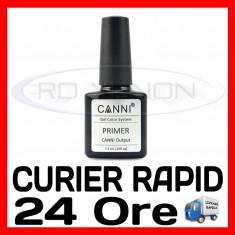 PRIMER CANNI 7,3ML - MANICHIURA UNGHII FALSE GEL UV, FRENCH - CALITATE MAX