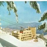 "CPI (B6176) CARTE POSTALA - SINAIA. HOTEL ALPIN ""COTA 1400"" - Carte Postala Muntenia dupa 1918, Necirculata, Fotografie"