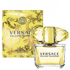 Versace Yellow Diamond EDT 30 ml pentru femei - Parfum femeie Versace, Apa de toaleta