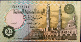 Bancnota 50 Piastri - EGIPT  * Cod 819  ---- UNC!
