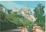 CPI (B6124) CARTE POSTALA - JUD. HARGHITA - CHEILE BICAZULUI
