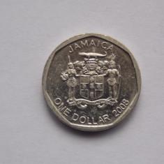 ONE DOLLAR 2008 JAMAICA, America Centrala si de Sud