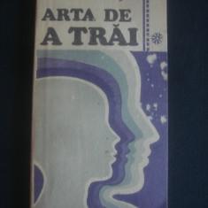 TRAIAN GANJU - ARTA DE A TRAI