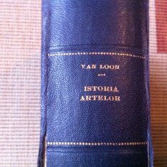 Istoria Artelor Van Loon carte arta cultura istorie ilustrata desene - Carte Istoria artei