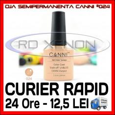 OJA SEMIPERMANENTA (PERMANENTA) CAPUCCINO #024 CANNI - MANICHIURA UV