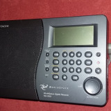 RADIO HITACHI KH-WS1 WORLDSPACE WS FM MW SW1 SW2 DIGITAL RECEIVER, IMPECABIL !
