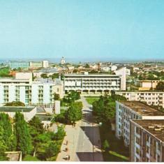 CPI (B6125) CARTE POSTALA - BOTOSANI. VEDERE DIN CENTRUL ORASULUI - Carte Postala Moldova dupa 1918, Necirculata, Fotografie