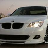 Prelungire spoiler bara fata BMW E60 E61 Hamann Aero pachet M Mtech ver4