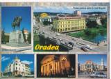 CPI (B6192) CARTE POSTALA - ORADEA. MIHAI VITEAZUL, PODUL PESTE CRISUL REPEDE..., Necirculata, Fotografie