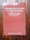 Matraceta's Hymn to the Buddha