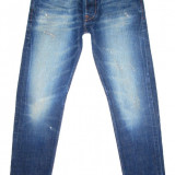 Blugi Conici SCOTCH & SODA (Tapered Fit) - (MARIME: W 29 / L 32) - Talie = 77 CM