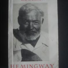 RADU LUPAN - HEMINGWAY SCRIITORUL - Biografie
