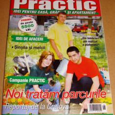 Revista PRACTIC nr.6 / 2008 - Revista casa
