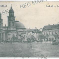 3374 - Maramures, SATU-MARE - old postcard, CENSOR - used - 1915, Circulata, Printata