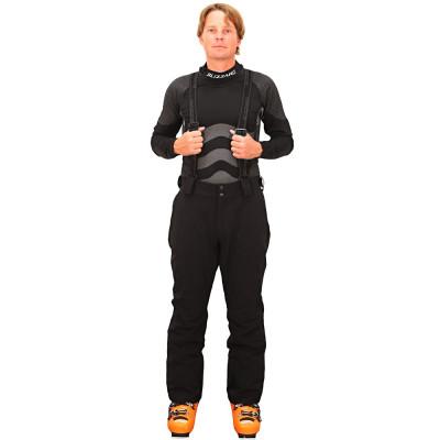 Pantaloni Blizzard Race negri foto