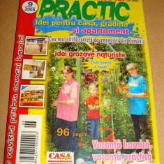 Revista PRACTIC nr.9 / 2005 - Revista casa