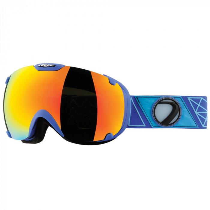 Ochelari Ski Dye T1 Sirmiq Blue foto mare