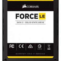 Corsair Force LE Series, 240GB, 2.5 inch, SATA III 6Gb/s, Speed 510/460MB - SSD Corsair, SATA 3