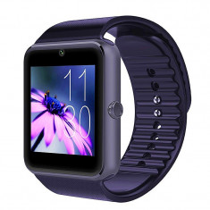 Ceas Telefon SMART-WATCH Inteligent SIM GT08 Video Smartwatch pt. Android iPhone, Alte materiale, watchOS