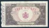ROMANIA 10000 10.000  LEI   18  MAI   1945  [6]  XF+