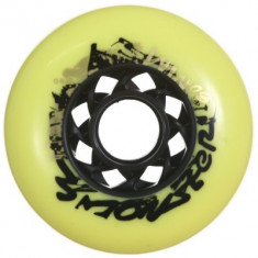 Set 8 Roti Gyro 3Monster Yellow 80mm/85a