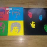 QUEEN - HOT SPACE (1982, EMI, Made in UK) vinil vinyl - Muzica Rock