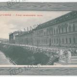 3371 - Bihor, ORADEA - old postcard - used - 1911