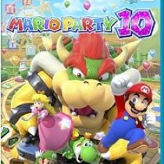 Mario Party 10 Nintendo Wii U - Jocuri WII U, Arcade, 3+