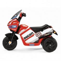 Peg Perego - Ducati Desmosedici Rider Vr - Masinuta electrica copii