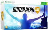 Guitar Hero Live With Guitar Controller Xbox360, Simulatoare, 12+, Activision