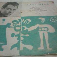 DISC VINIL RAR COLECTIE RACZ BELA MUZICA POPULARA MAGHIARA EPC 880 ELECTRECORD