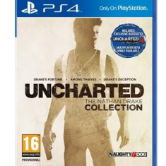Uncharted The Nathan Drake Collection Ps4 - Jocuri PS4, Actiune, 16+